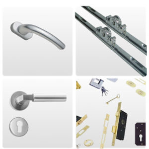 ACCESSORIES and LOCKS